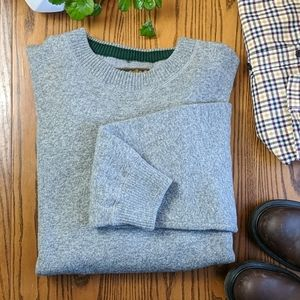 Eddie Bauer | Vintage | Classic Lambswool Sweater